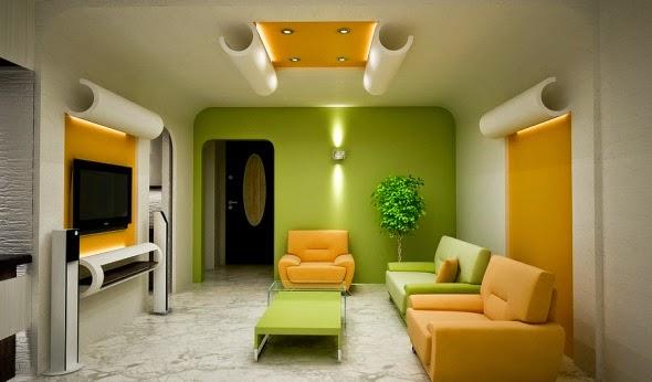 TIPS Cara Mengecat Interior Rumah Minimalis Desain Modern  Model Rumah Minimalis Desain Terbaru
