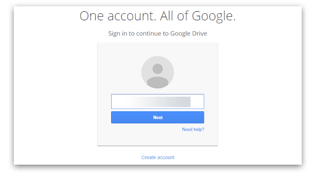 Hướng dẫn tải file bị limit download trên Google Drive
