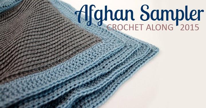 The Inspired Wren Border Crochet Along Afghan Sampler