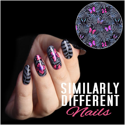 Similarly Different Nails