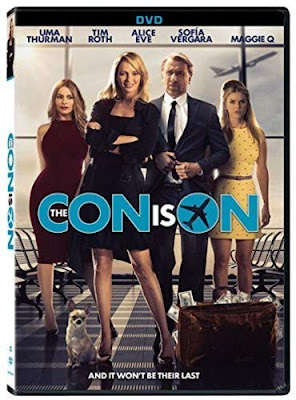 The Con Is On Dvd