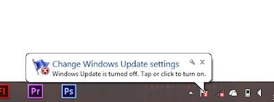 Cara Paling Gampang & Ampuh Mematikan Update Otomatis Pada Windows 8 Selamanya