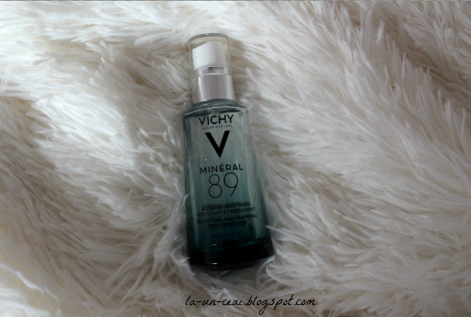 Gel booster Vichy Mineral 89 - Review