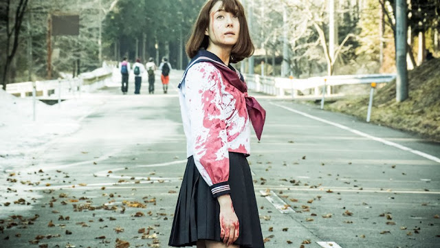 Sinopsis Dan Review Film TAG ( Riaru Onigokko) 2015