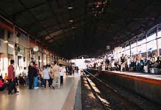 Alamat Stasiun Jatinegara