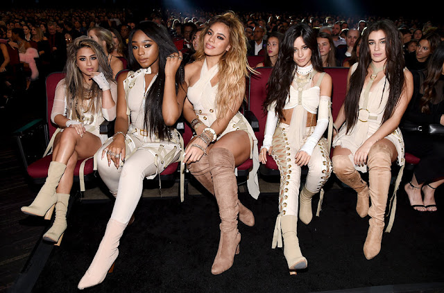 Fifth Harmony - American Music Awards 2016