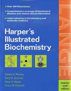 Harper's Illustrated Biochemistry 26th edition