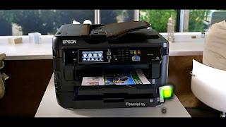 Download Driver Epson WorkForce WF-7620