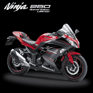 Kredit Motor Kawasaki Ninja 250 ABS NEW SE-Limited Murah