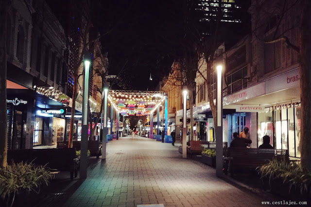 west australia perth cbd