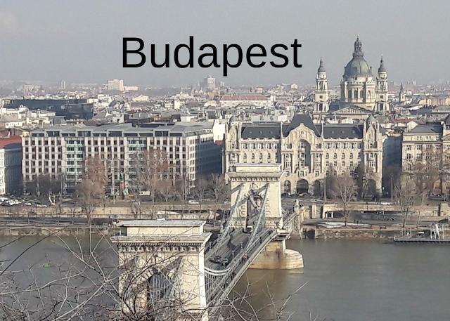 Matkavinkit Budapestiin