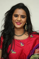 Manasa in Pink Salwar At Fashion Designer Son of Ladies Tailor Press Meet Pics ~  Exclusive 27.JPG