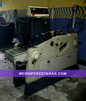 mesin percetakan Gestetner 411 CD