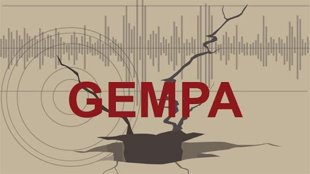 Seluruh Warga Berhamburan Keluar Rumah Saat Gempa Guncang Gorontalo