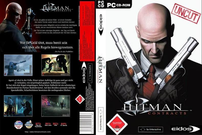 hitman game  setup software