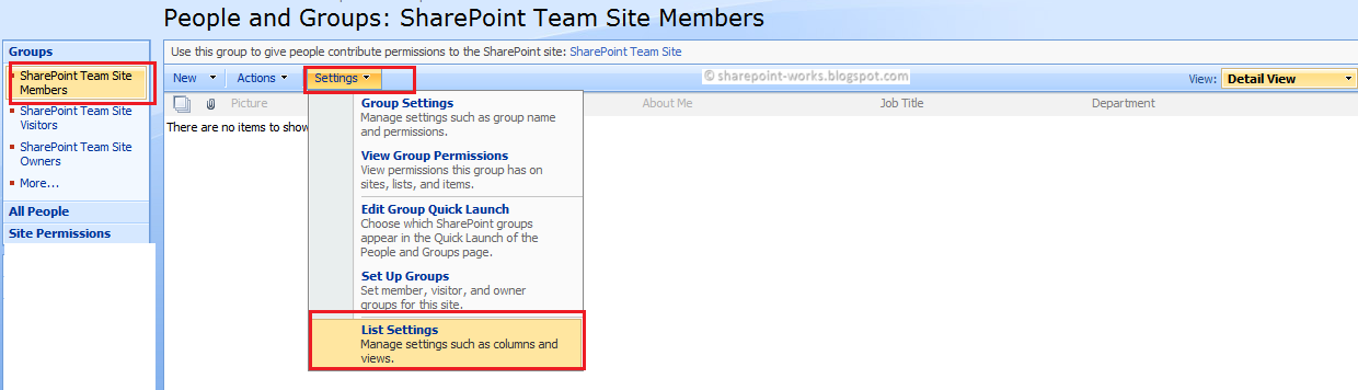 Export SharePoint User Groups in Excel ~ Explore The SharePoint