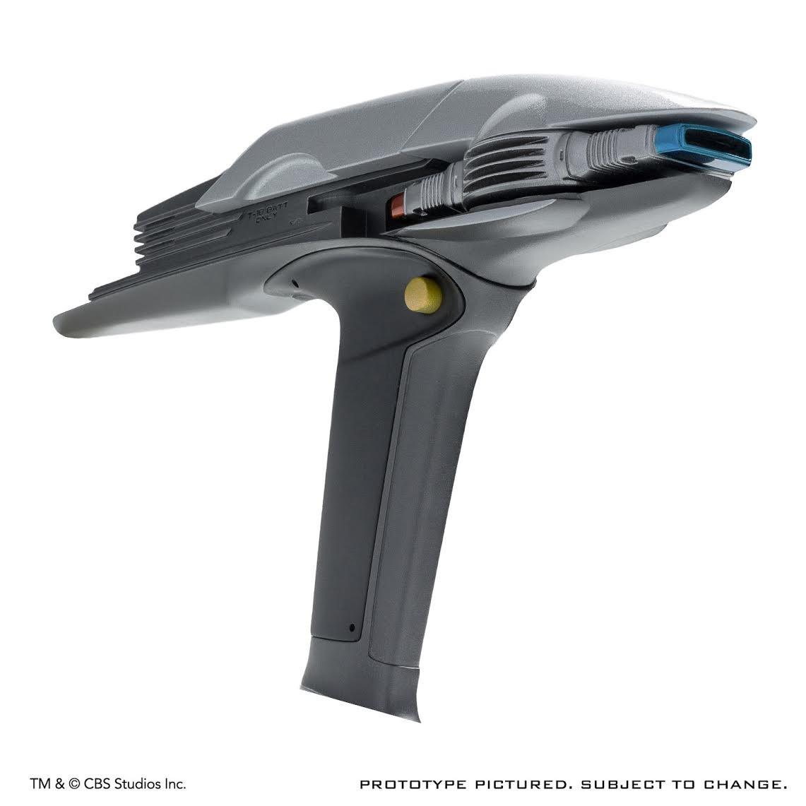 Star Trek TOS - Rubies Réplique roleplay Phaser