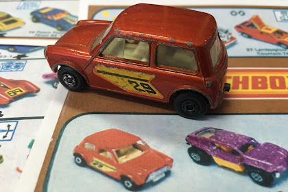 Old Matchbox Collection Based Matchbox Catalogue 1976 by Jay MG