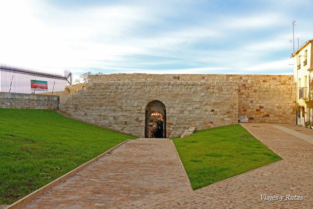 Portillo de la Lealtad, Zamora