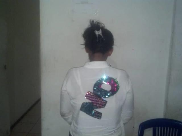 Ahora Mujeres : PoliMonagas atrapó a una ladrona de vehículos