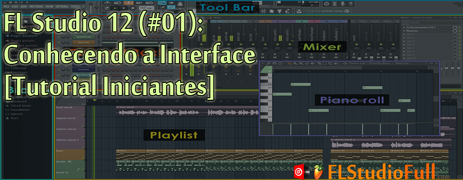 how to set interface on fl studio