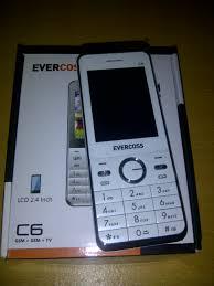 Spesifikasi Evercoss C6
