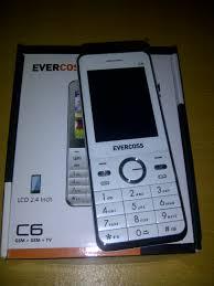 Spesifikasi Evercoss C6