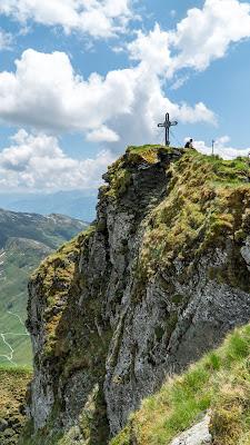 Bergtour Geißstein | Wandern Saalbach | Wanderung SalzburgerLand | Bergwanderung im Glemmtal 14
