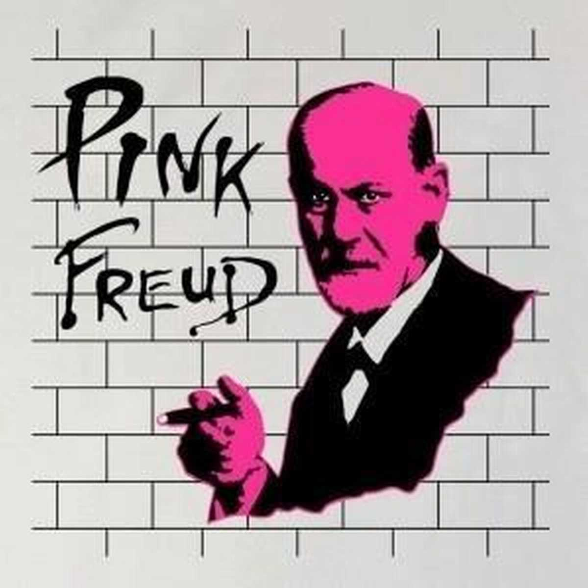 The Nicest Pictures: pink freud - photo#49