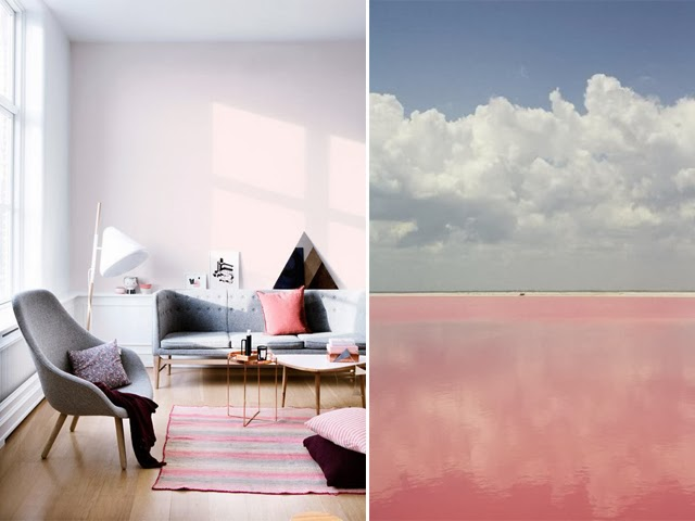 Flamingo tendance deco