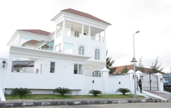 Image result for femi otedola house