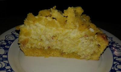 рецепт торта Мімоза