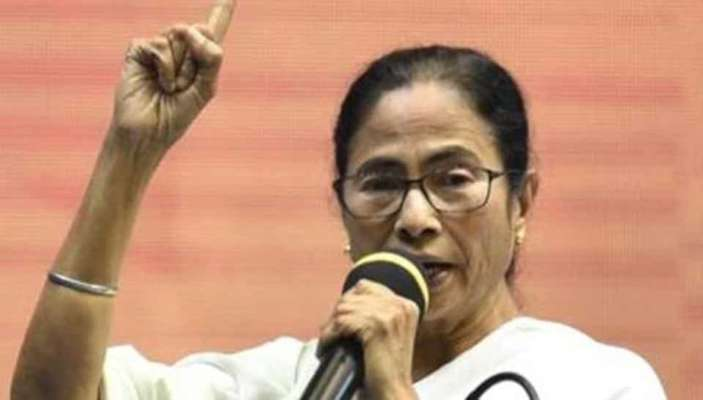 Coronavirus Outbreak, West Bengal Chief Minister Mamata Banerjee