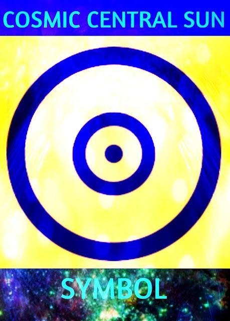 宇宙中央太陽的象徵符號