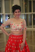 Mahima in beautiful Red Ghagra beigh transparent choli ~  Exclusive 011.JPG
