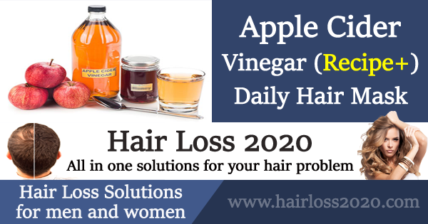 Apple Cider Vinegar (Recipe+) Daily Hair Mask