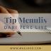 Tips Menulis dari Tere Liye