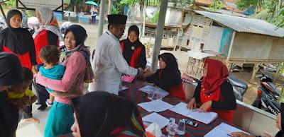 Kegiatan Posyandu Mekar Sari Desa Pananjung Kecamatan Pangandaran