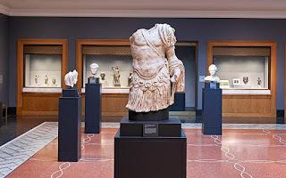 Λάμπει ο αρχαίος κόσμος στη «νέα» Βίλα Γκετί