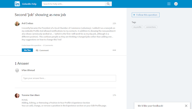 Use LinkedIn Answers Regularly to Market your Business to Highly Targeted Audiences