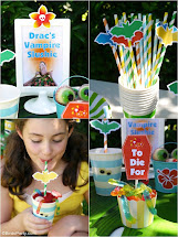 Summer Backyard Camping Party With Free Printables