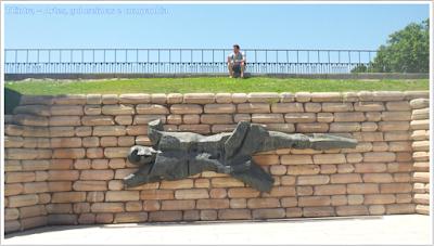 Madrid; Viagem Europa; Turismo na Espanha; Parque del Oeste; Colina da Montanha;