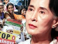 Para Peraih Nobel Perdamaian Kecam Sikap Diam Aung San Suu Kyi
