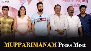 Mupparimanam Press Meet