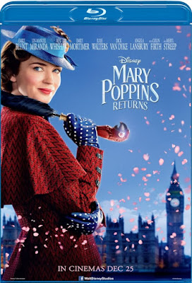 Mary Poppins Returns [2018] [BD25] [Latino]