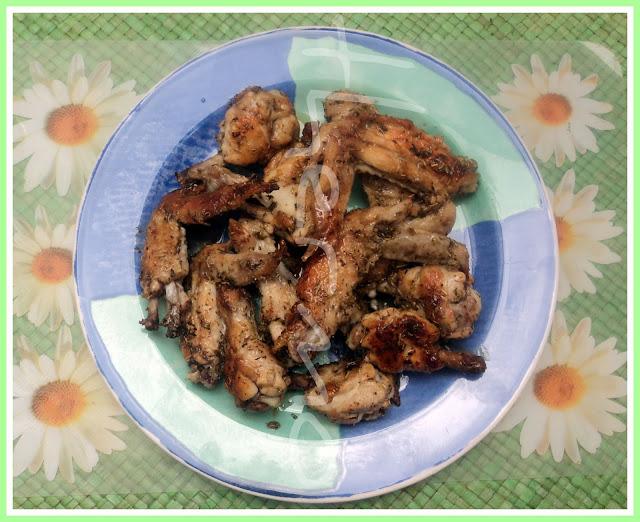 alitas de pollo con hierbas aromáticas para 8 recetas con pollo las recetas fáciles de maría