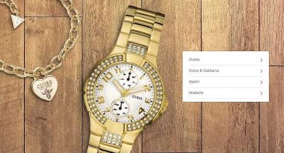 relojes guess y dolce&gabbana en oferta