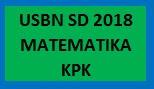 #Soal Latihan USBN Matematika SD 2018 : KPK (Kelipatan Persekutuan Terkecil)