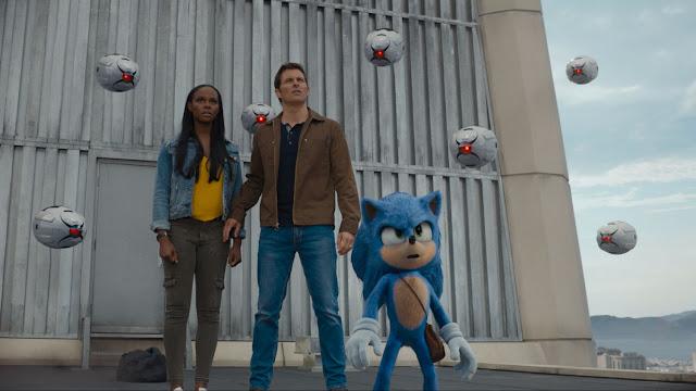 Crítica Sonic La película