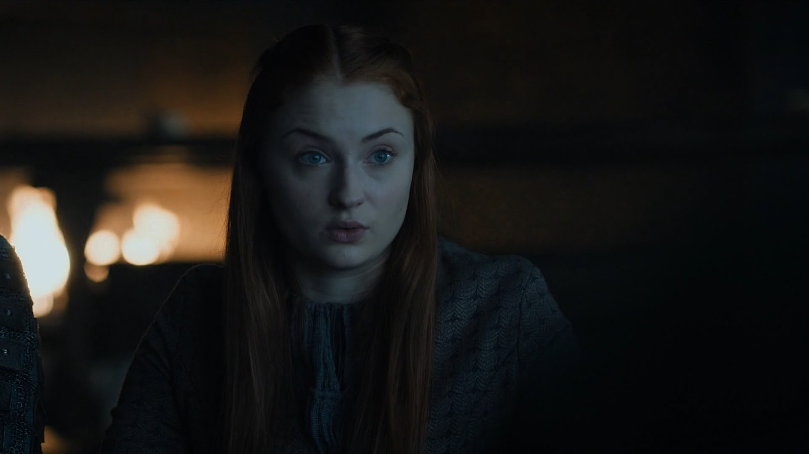 Ania Bukstein Hot game of thrones - the door - review